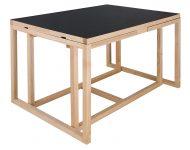 SH1. Table extensible sans pièce ajoutée. Fermée. © Ines Diarte
