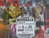 Biennale d'Art Contemporain de Cachan 2016